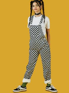 Our vision for commerce is to build a place where people can come to and discover anything online. a consumer-centric brand that is enabled by people, powered by technology, and open to everyone. Overalls Outfit, Denim Overalls, Denim Jumpsuit, Dungarees, Denim Pants, Shorts, Fashion Killa, Fashion Beauty, Retro Fashion