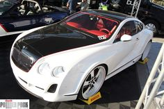 #SEMA - where outrageous is the norm