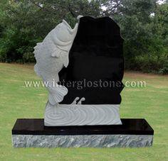headstones for a fisherman | Angel, Angel Headstones, Tombstones, Cemetery Monuments, Gravestones ...