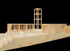 Alberto Campo Baeza · Cultural Center in Cobquecura, Chile · Divisare