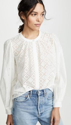 online shopping for Joie Janah Blouse from top store. See new offer for Joie Janah Blouse India Fashion, China Fashion, Japan Fashion, Joie Clothing, Loose Fit Jeans, Cultura Pop, Blouse Online, Dot Dress, Half Sleeves