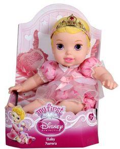 My First Disney Princess Baby Doll - Aurora #Aurora