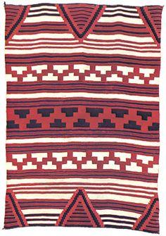 Native American Blanket, via Flickr.