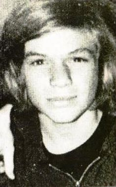 """William """"Billy"""" Carroll Jr was16 years old when he disappeared in June of 1976. His skeletal remains were found 2 years later buried along with several others in rapist/serial killer John Wayne Gacy's crawl space."""