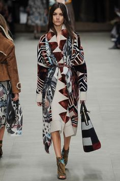 Burberry Prorsum | Fall 2014 Ready-to-Wear
