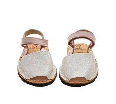 d04f385a6 Pearl Glitter Hook   Loop Palmairas Palmaira Sandals