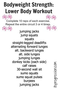 lower body workout routine  working on my fitness  pinterest