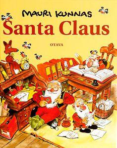 Santa Claus - Mauri Kunnas