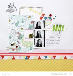 Hello My Name Is *Main Kit Only* by amytangerine at @Studio_Calico