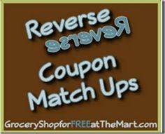 6/28 Reverse Coupon