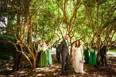 The wedding party - photo by Casey Fatchett - www.fatchett.com