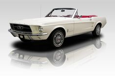 1967 Ford Mustang Convertible 289 V8 C4