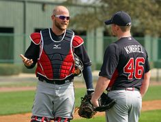 McCann & Kimbrel..Atlanta Braves