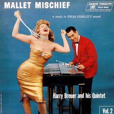 Harry Breuer and his Quintet - Mallet Mischief