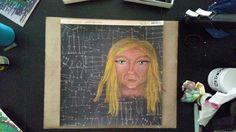 100 Faces Challenge : 11/100. Miranda Bosch - Thurlings