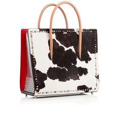 Bags - Paloma Large Two Handle Bag - Christian Louboutin