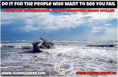 Just do it !  Tue es einfach !  #Ship  #Makemoney  #Motivation  #picoftheday  #BilddesTages