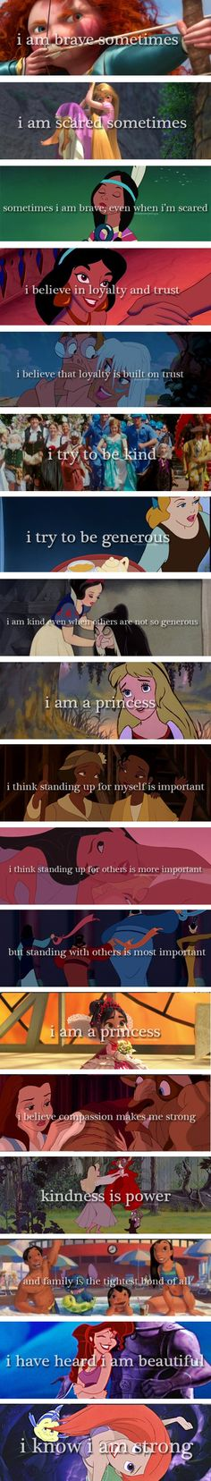 What disney taught me.