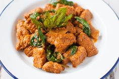 Clean eating sweet potato gnocchi recipe made with only 2 ingredients. Dairy free, quick and easy to digest. Taste the best with either red or green pesto #vegan #vegetarian #cleaneating #healthy