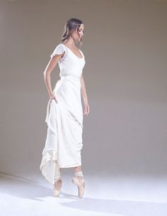 En Pointe – The Graceful & Elegant New Wedding Dress Collection From Sabina Motasem, London | Love My Dress® UK Wedding Blog