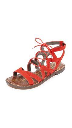SAM EDELMAN Gemma Gladiator Sandals.  samedelman  shoes  sandals Sandalias  Romanas Mujer 823b76bd110