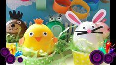 Idées déco oeufs de Pâques