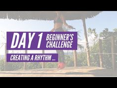 JUMP FIT FREE BEGINNERS CHALLENGE DAY 1 CREATING A RHYTHM - YouTube