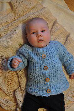 Ravelry: Gurolaga's Cashmere Baby Jacket