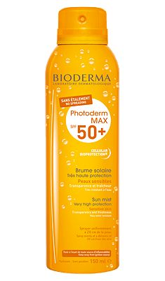 Spray fotoprotectie SPF 30 Photoderm Brume, 150 ml, Bioderm : Farmacia Tei Bioderma Photoderm Max, Bioderma Products, Sun Allergy, Creme Reparatrice, Sun Care, Body Mist, Fragrance Parfum, Beauty Makeup, Skin Care