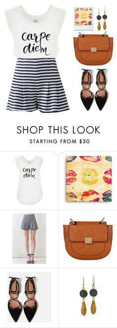 """""""Thestyledcollection 001"""" by yellowgrapes ❤ liked on Polyvore featuring Zara"""