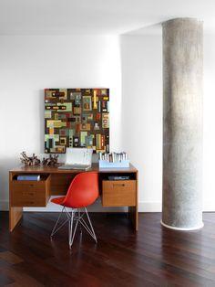 Urban Spaces: Minimalist Modern Atlanta Loft | HGTV