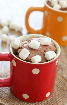 Today I'm sharing amug cake recipe that tastes just like hot chocolate in a cake form. It's a perfect treat for these chillier days, best eaten warmwiththe marshmallows still gooey. This recipe is in my new cookbook 5-Minute Mug Cakes! Over Thanksgiving weekend I consumed a lot of hot chocolate. Part of the reason was …