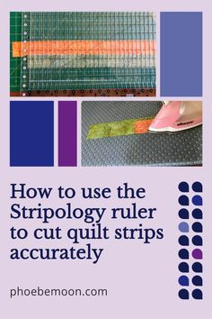 Quilting 101, King Size Quilt, Jellyroll Quilts, Pattern Designs, Quilt Tutorials, Good Advice, Quilt Making, Ruler, Projects For Kids