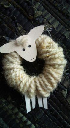 farei Essa ovelhinha com Manu amanhã pela manhã....