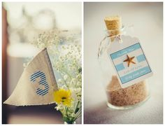 Jennifer and Greg's Lighthouse Wedding with a Rustic Beach Theme. By Front Focus Photography