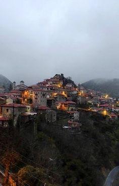 Dimitsana, Arcadia (Peloponnese), Greece  | by Kostas Ladas