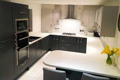 Innova küchen ~ An innova stanbury painted kitchen diy kitchens