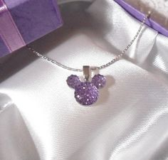 MOUSE EARS Necklace