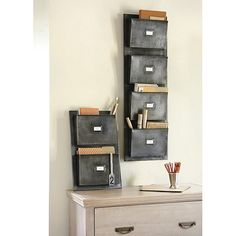 Get something like this from HomeGoods (for a fraction of the price) for the little entry nook.
