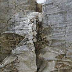 Zdzislaw Beksinski -  (Альбом XI. Живопись)  Murdered Polish painter