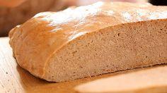Domácí kváskový chléb — Recepty — Herbář — Česká televize