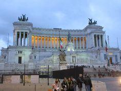 Carnet de voyage à Rome Palazzo Venezia