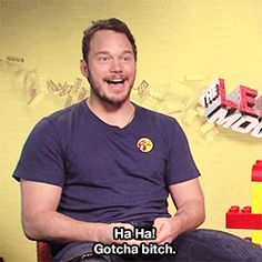 28 Reasons Chris Pratt Is The Human Golden Retriever Of Your Dreams - BuzzFeed News