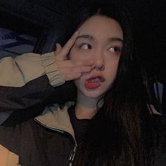 Korean Aesthetic, Aesthetic Girl, Korean Girl, Asian Girl, Cute Girls, Cool Girl, Ulzzang Korea, Cute Profile Pictures, Uzzlang Girl