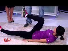 Basen ve Kalça Eritme Egzersizleri  Zayıflama Koçu Fırat Çakır - YouTube