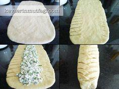 Balıksırtı Çörek - Kevser'in Mutfağı - Yemek Tarifleri
