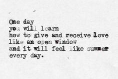 it will feel like summer everyday