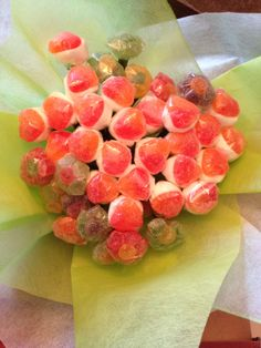 Candy flowers 4