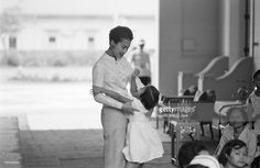 Close-Up Of King Bhumibol Adulyadej And Queen Sirikit, Sovereigns ...