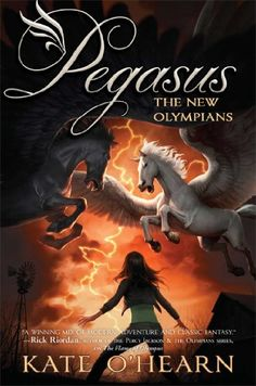 The New Olympians (Pegasus) by Kate O'Hearn http://www.amazon.com/dp/1442444169/ref=cm_sw_r_pi_dp_fvMkvb0PG7FTE